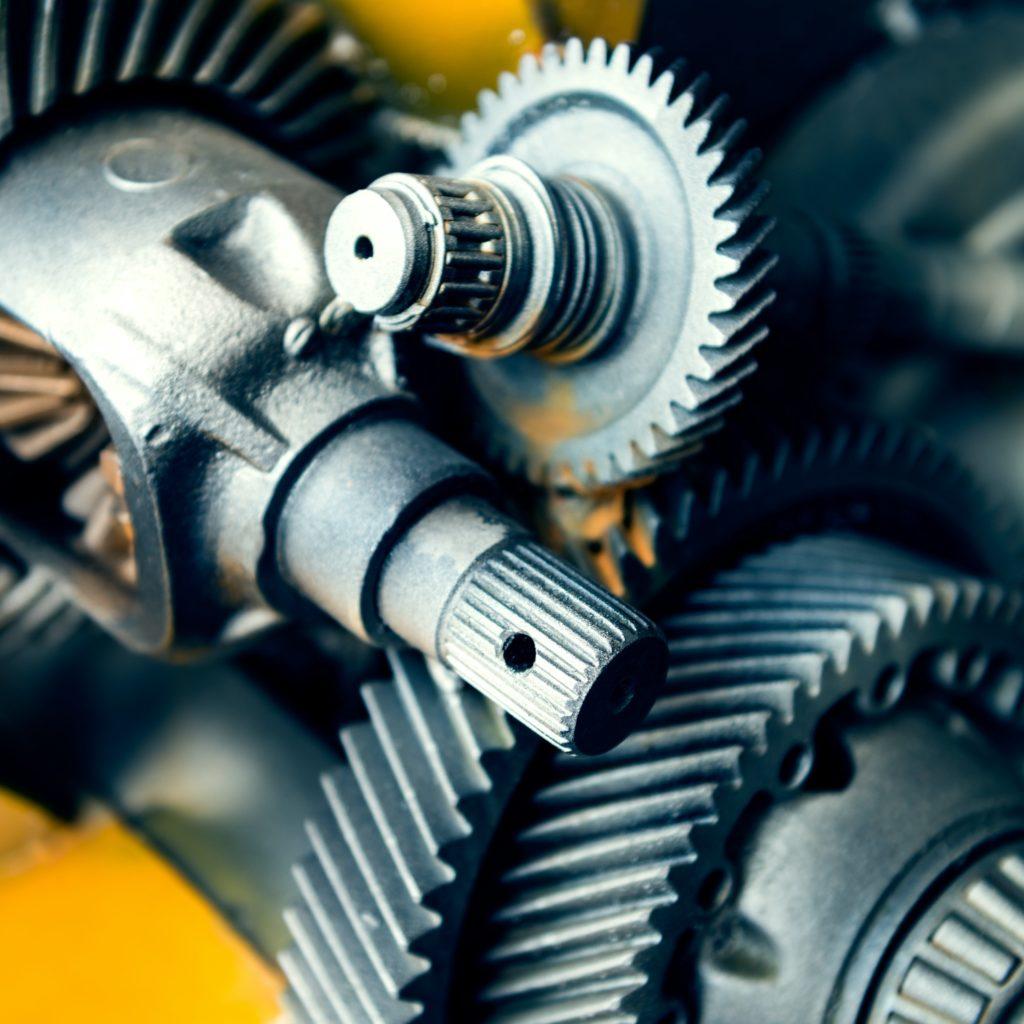 Getriebe Räder, Maschinenrichtlinie